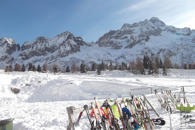 Preasena and beyond, Passo Tonale