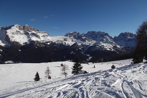 Madonna di Campiglio Ski Resort by: Doug Parker