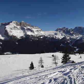 Another Pradalago run, Madonna di Campiglio