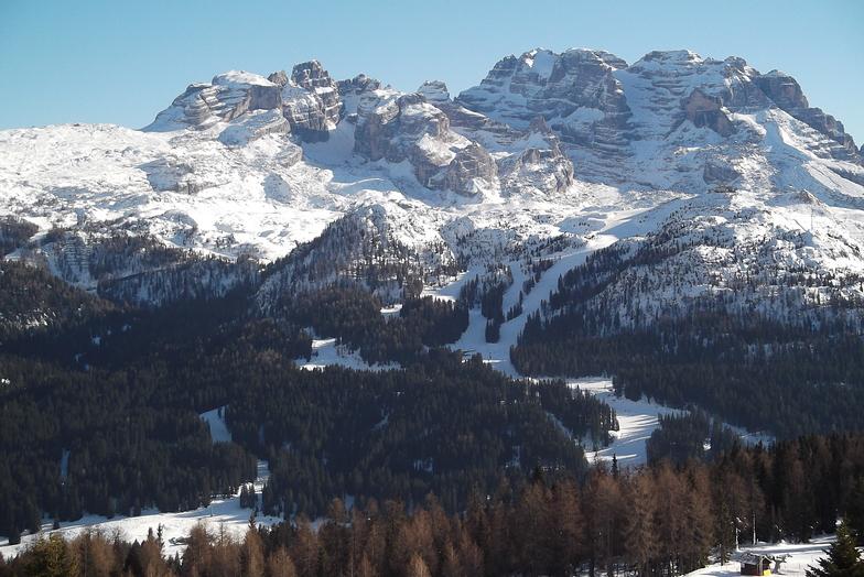 Passo Groste, Madonna di Campiglio