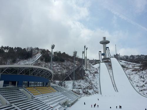PyeongChang-Alpensia Ski Resort  Reiseführer Skiort