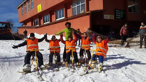 Kartepe Ski Resort by: Snow Bike