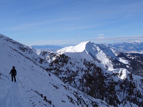 Big Sky Ski Resort by: Jean-Christophe Morin