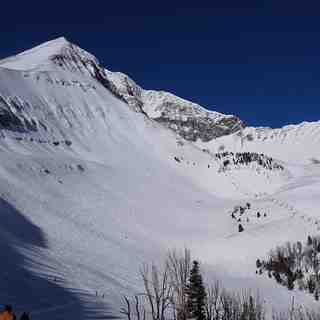 Big Sky Snow: The Bowl