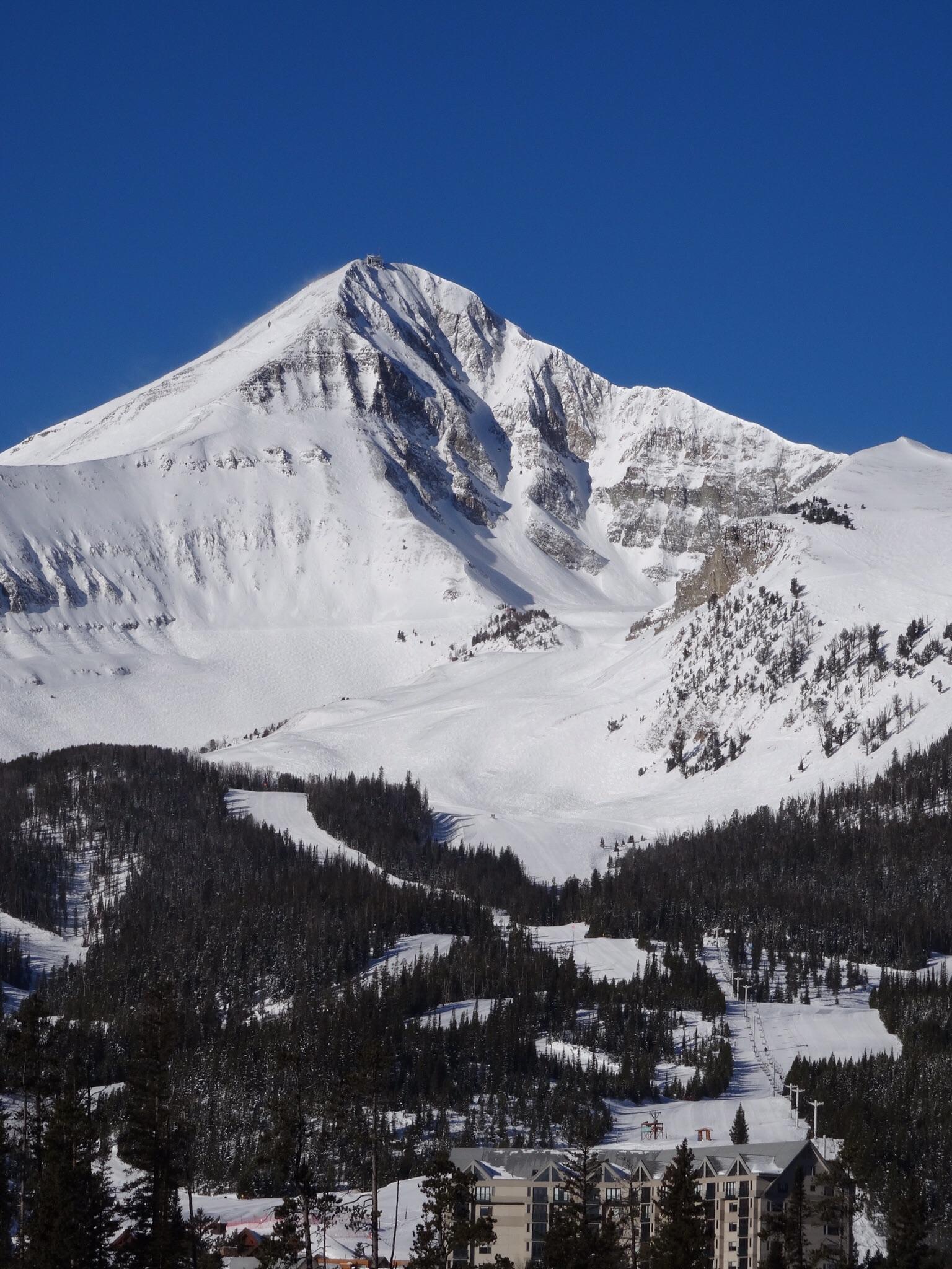 Lone Peak, Big Sky