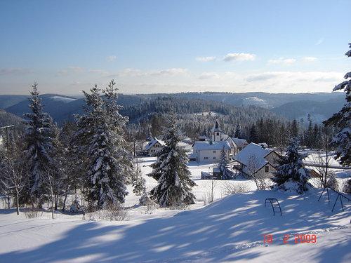 Kniebis Ski Resort by: Karl-Heinz Bus