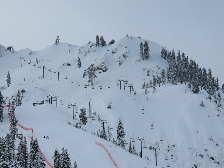 KT-22, Squaw Valley