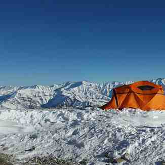قله توچال 16 بهمن, Tochal