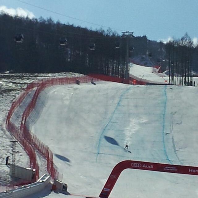 2016 Audi Alpine Skiing World Cup, High1 Ski Resort