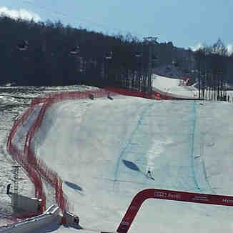 2016 Audi Alpine Skiing World Cup, High1 Ski Resort