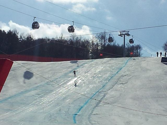 2016 Audi FIS Alpine Skiing World Cup, High1 Ski Resort