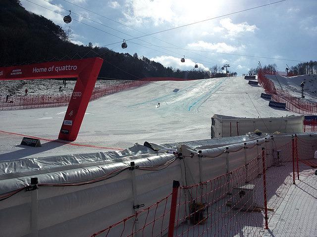 2016 FIS World Cup, High1 Ski Resort
