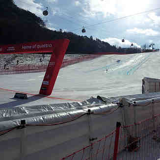 2016 FIS World Cup, High1 Ski Resort