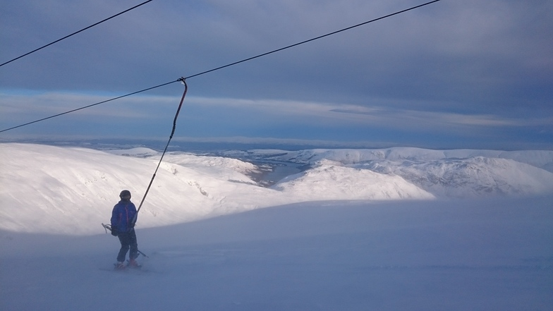 Could be in the alps!, Raise (Lake District Ski