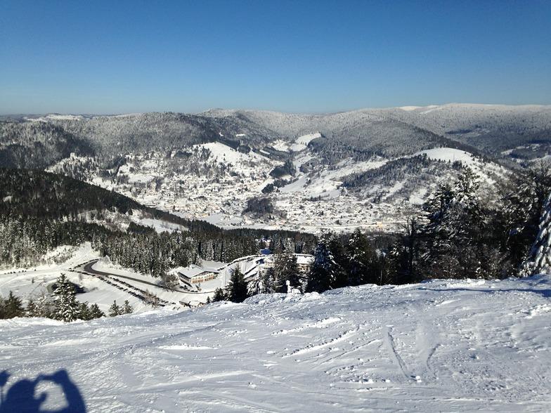Ventron snow