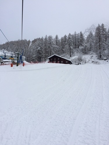 Macugnaga Ski Resort by: Carolyne Price