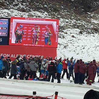 2016 Audi FIS Alpine Skiing World Cup, High1 Ski Resort