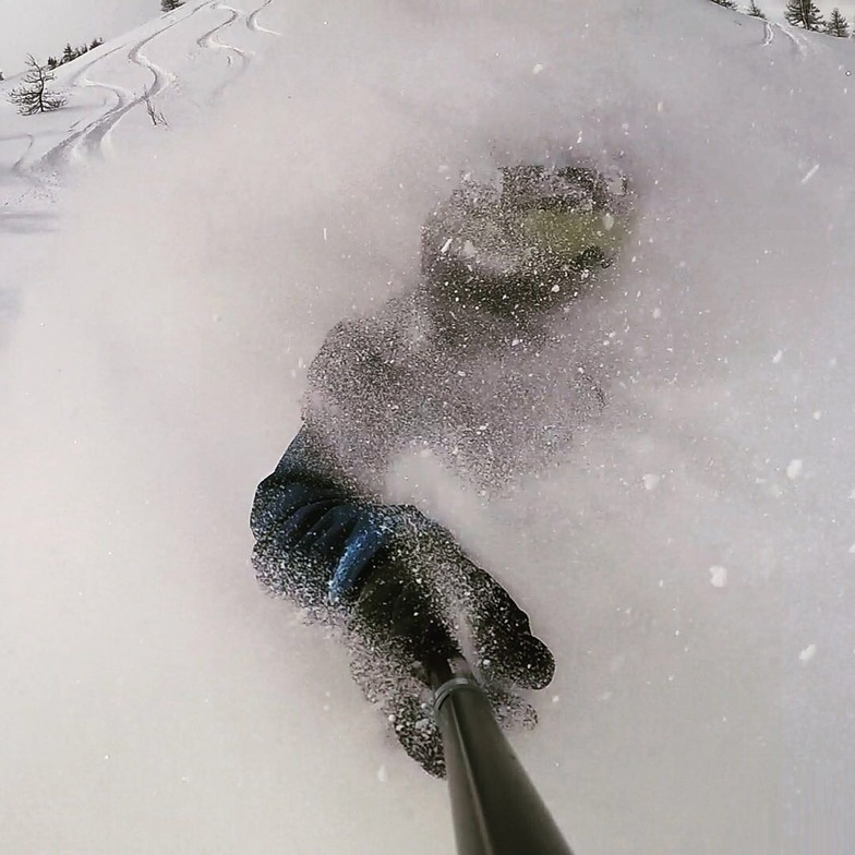 Snow-surf...., Les Karellis