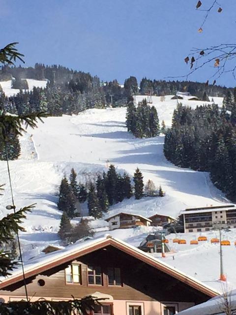 Great day skiing in Saalbach, Saalbach Hinterglemm