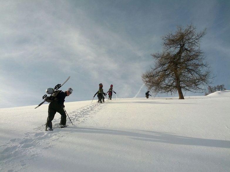 To the Top, Saint Rhemy-Crevacol