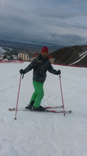 Karbogazi Ski Resort by: osman özaydın