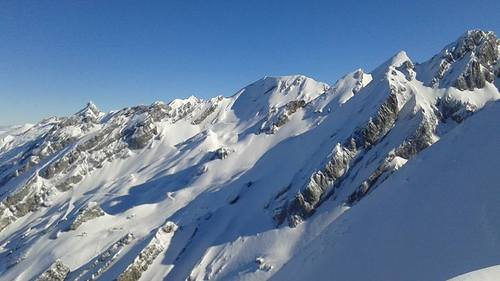 La Clusaz Ski Resort by: patrice chauvin