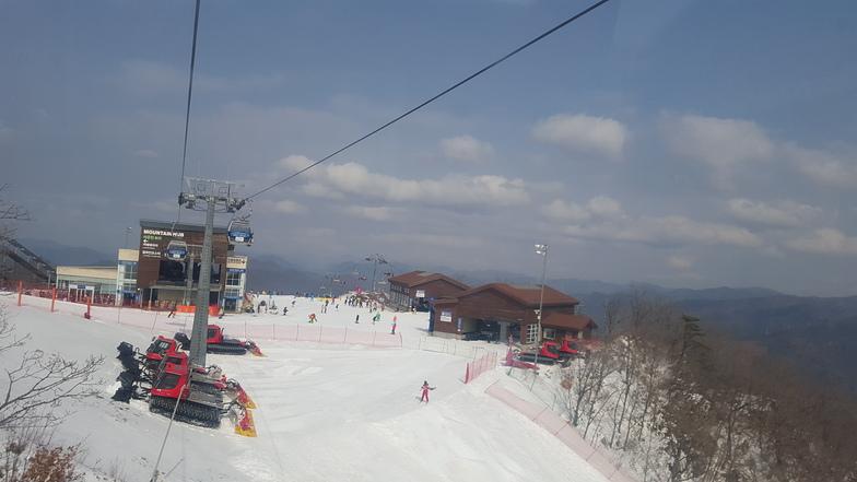 Jeongseon High 1 Resort, High1 Ski Resort