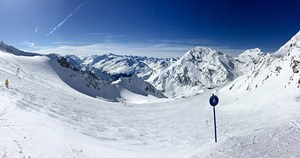 Stubai Glacier photo