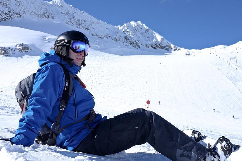 Stubai Snowboard, Stubai Glacier