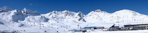 Stubai Panorama, Stubai Glacier photo