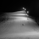 Night skier, Neustift