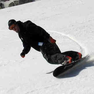 Rob Carvin' - Parnassos 2004, Mount Parnassos