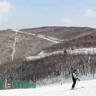 Jeongseon High 1 Resort, High1 Ski Resort