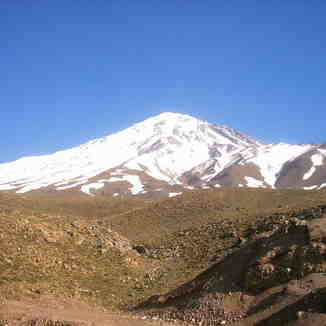 damavand, Mount Damavand