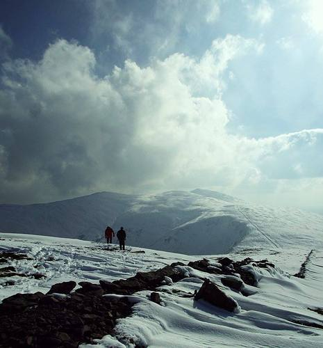 Knockmealdown (Knockmealdown Mts) Ski Resort by: Rick Prendergast