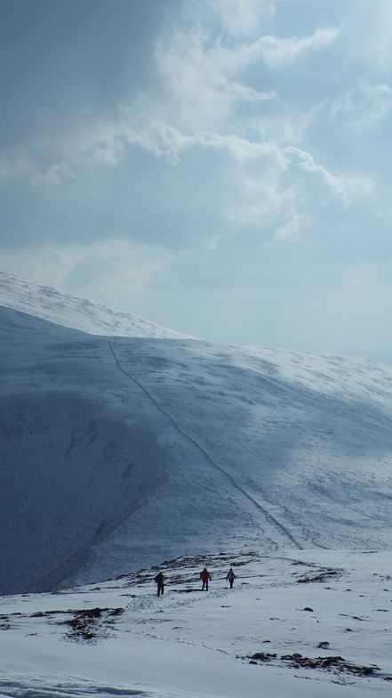 Knockmealdown slopes as captured by Rick Prendergast., Knockmealdown (Knockmealdown Mts)