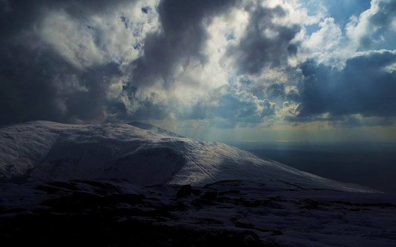 Knockmealdown mountains as captured by Rick Prendergast., Knockmealdown (Knockmealdown Mts)