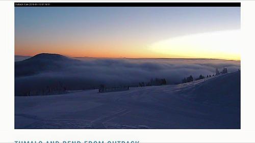 Mt Bachelor Ski Resort by: Kira Marchant