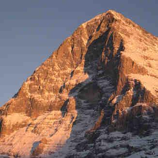 Eiger Sunset, Grindelwald