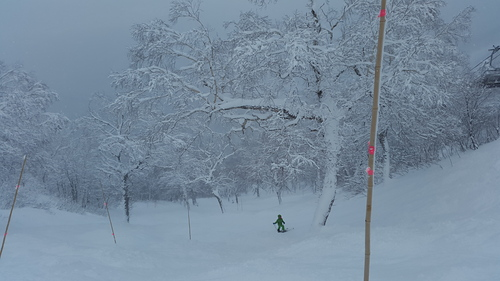 Sapporo Teine Ski Resort by: stephane