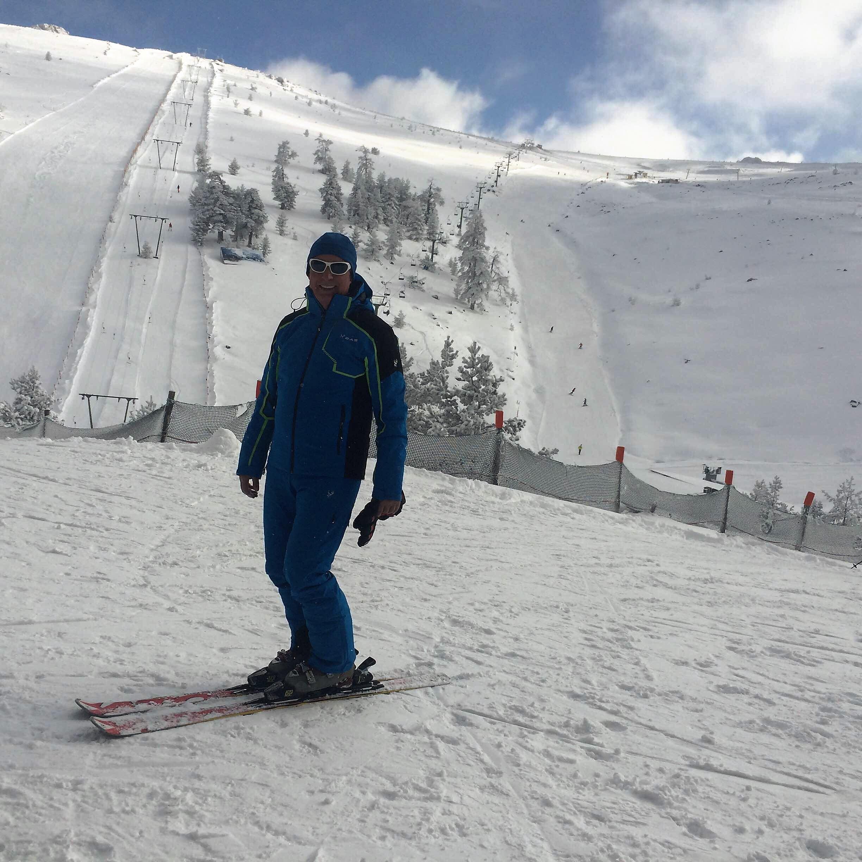 Kayak Hocası Feyzullah KOCA, Kartalkaya