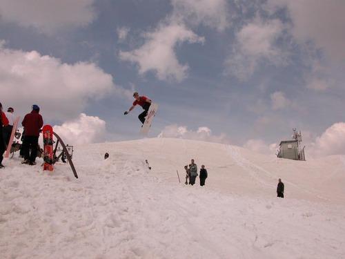 Bâlea Lac Ski Resort by: sn0wb04rd