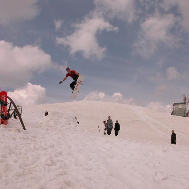 Romania- Balea Lac- 01.04.2004, Bâlea Lac