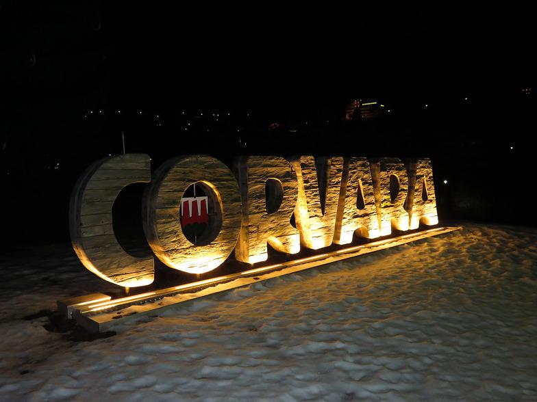 Entry to town., Corvara (Alta Badia)