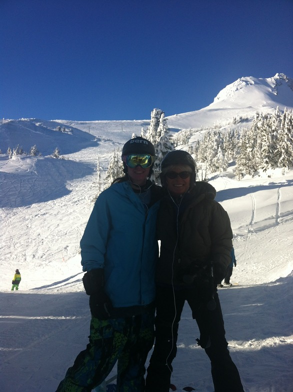 Heartfelt Fun!, Mt Hood Meadows