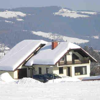 House in Ribnisko, Ribnisko Pohorje