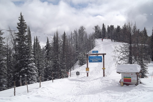 Panorama Mountain Resort Ski Resort by: Doug Parker