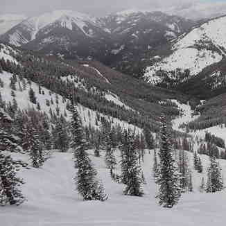 Taynton Bowl, Panorama, Panorama Mountain Resort