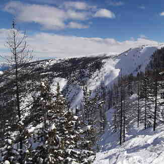 Taynton Bowl, Panorama Mountain Resort