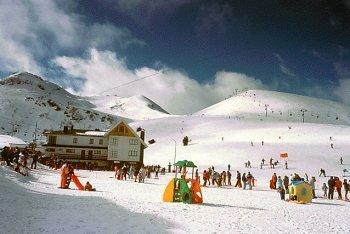 Snow Garden, Valgrande-Pajares